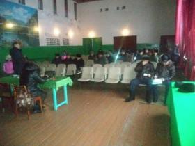 9 декабря 2017 года в дер. Тегерменево состоялось собрание жителей по проекту поддержки местных инициатив (ППМИ)