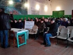 15 ноября 2019 года в дер. Тегерменево состоялось собрание жителей по проекту поддержки местных инициатив (ППМИ)