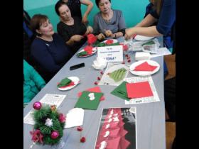 В деревне Халилово в рамках конкурса «Трезвое село» прошёл семейный клуб