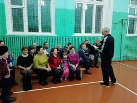 Представители старшего поколения д.Халилово и на пенсии  не расстаются со спортом